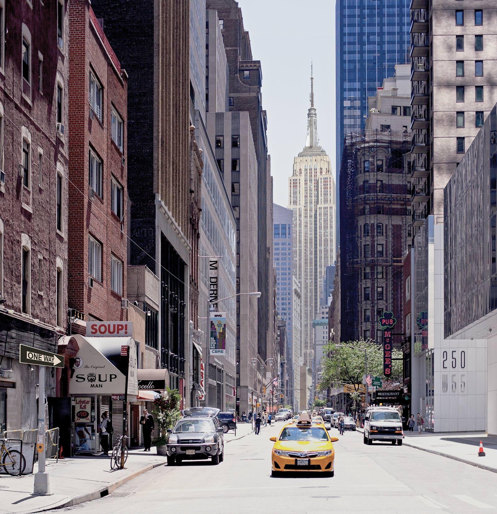 Обои Город, улица, Нью Йорк. Города foto 14