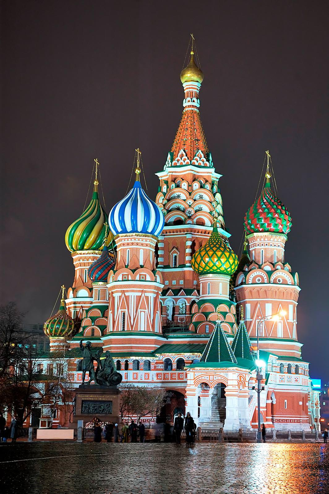 Обои храм василия блаженного, россия, moscow, мск. Города foto 11