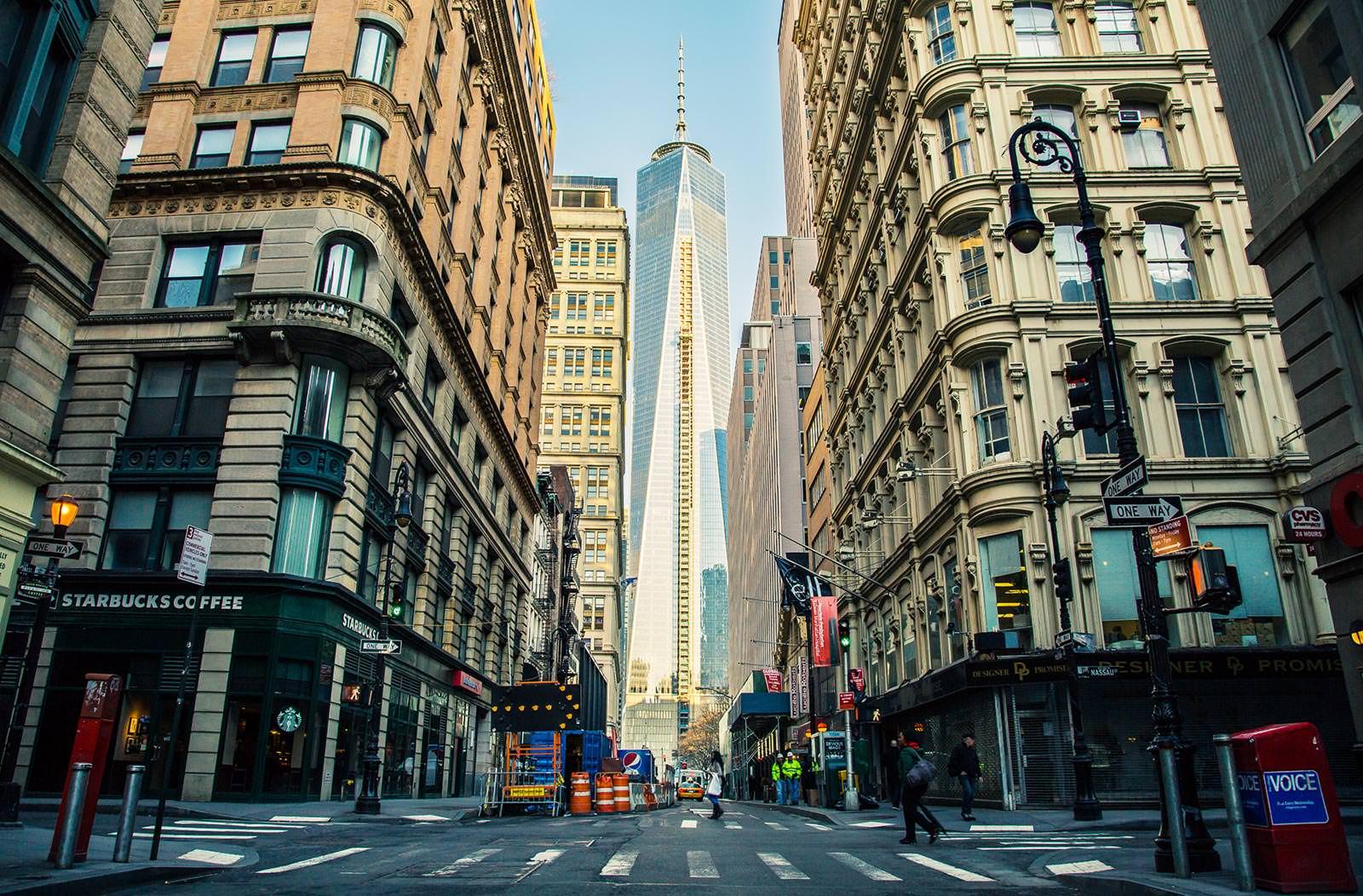 Обои Город, улица, Нью Йорк. Города foto 7