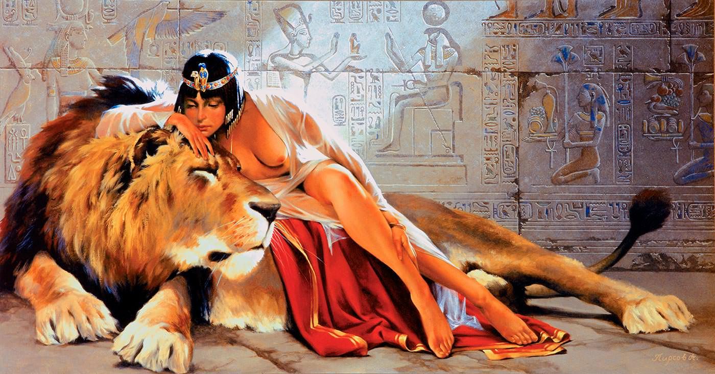 Знатные мужчины шли на это даже несмотря на то, что платой за ночь с царицей, была смерть.
