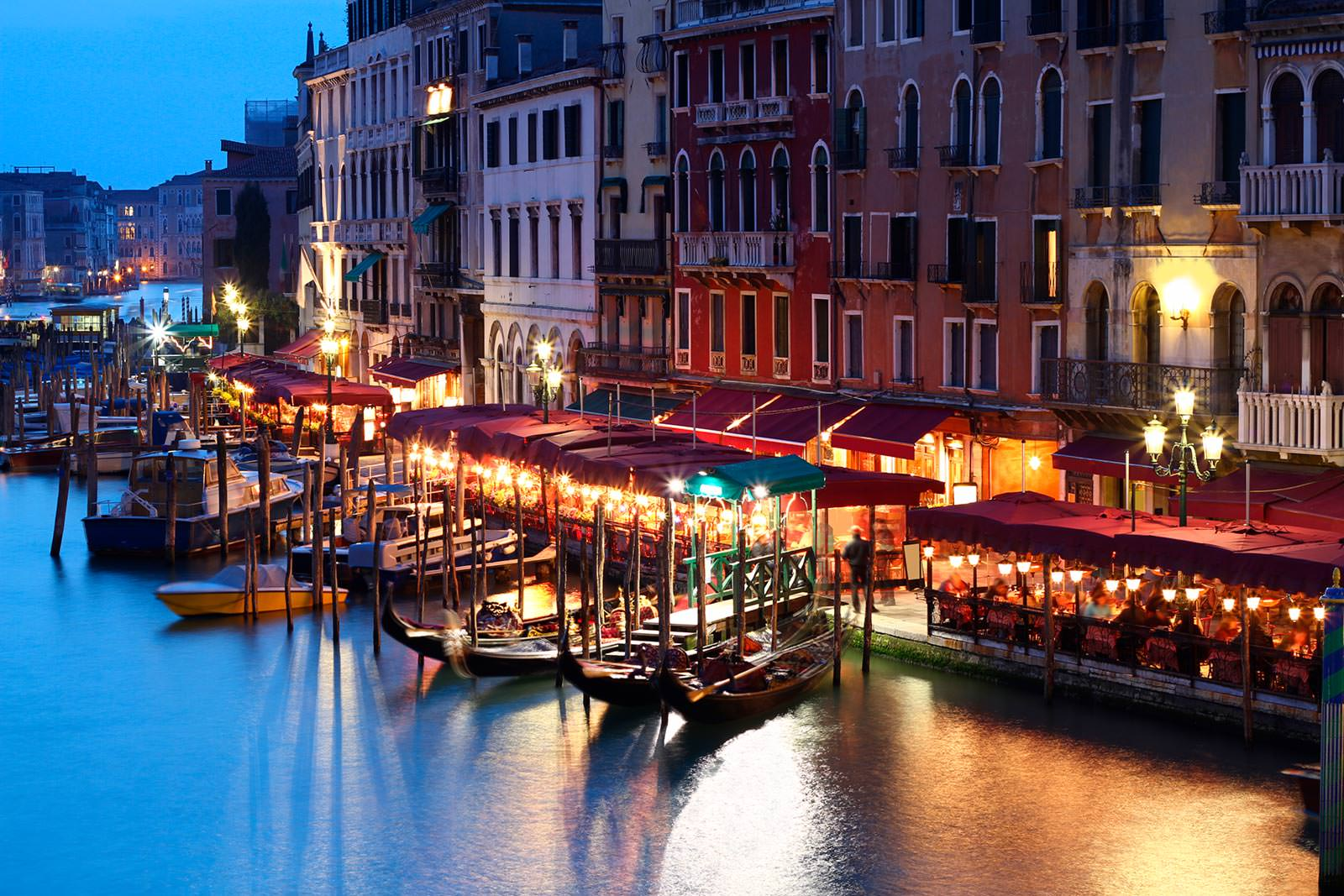 Открытка ночная венеция, красавица прикольные