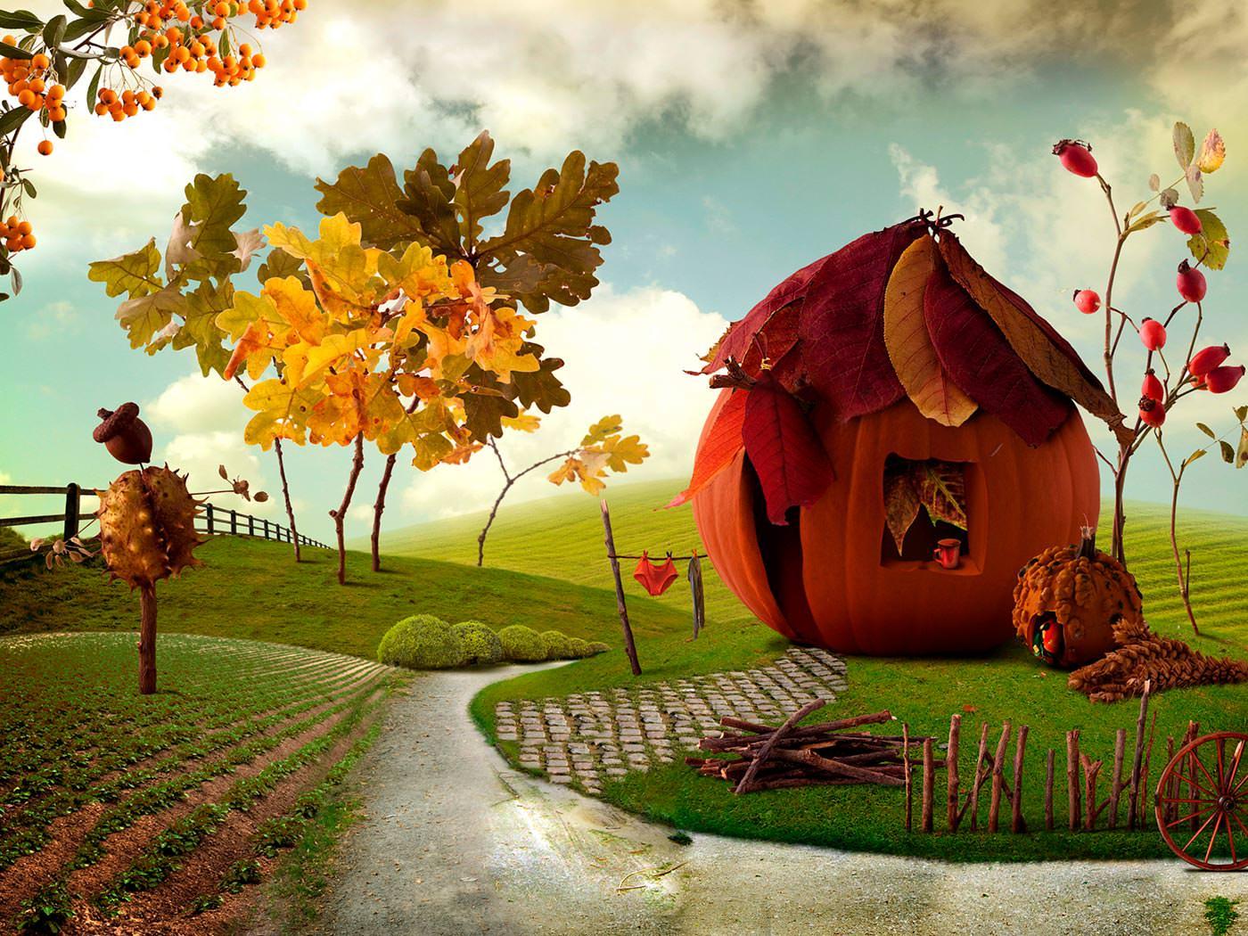 Красивые картинки для детей осень, текстов для открыток