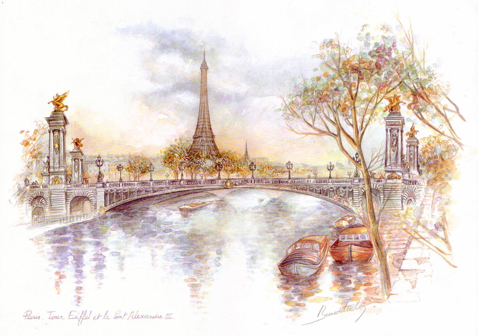 Фотообои парижский этюд размеры ему предложили