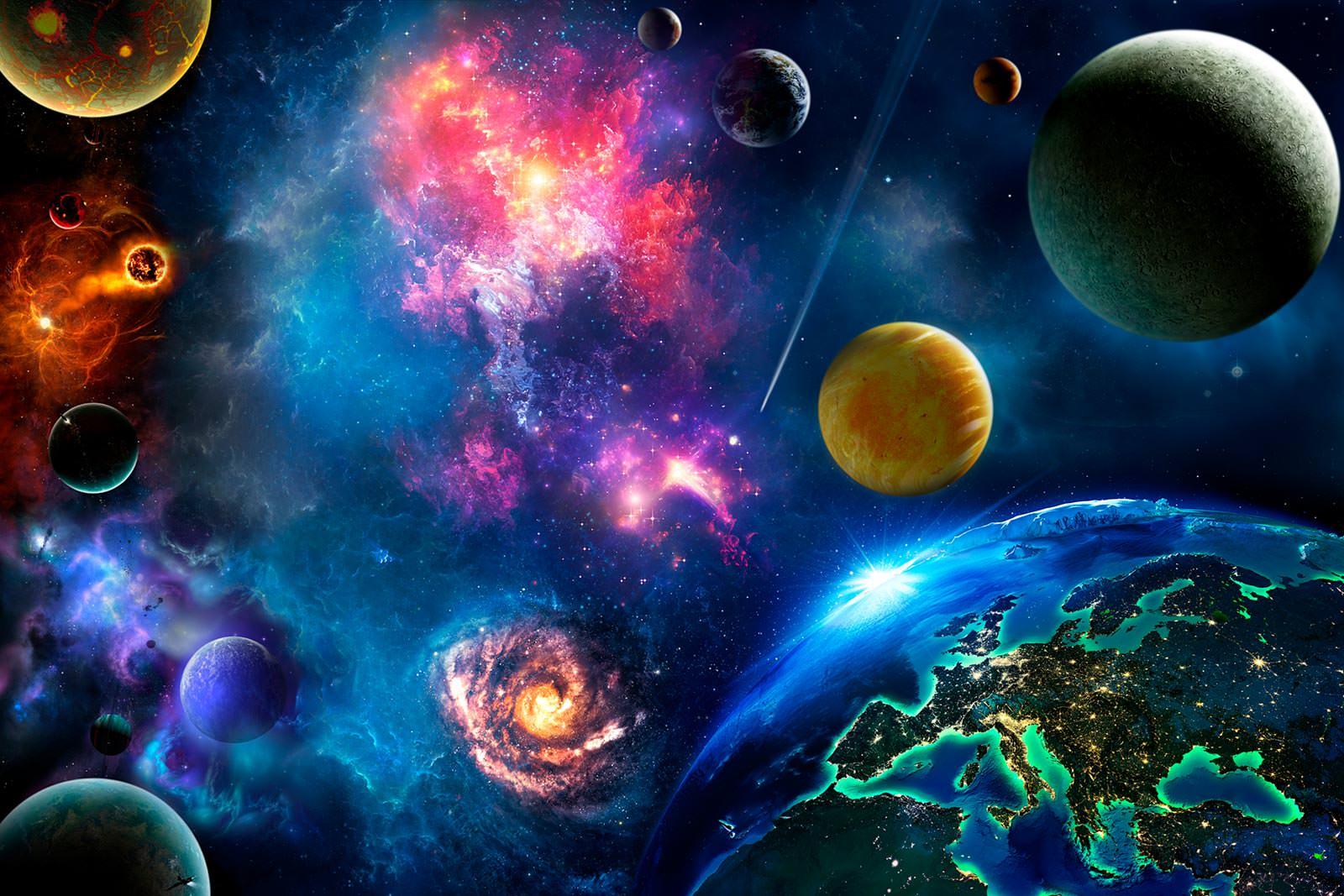 Космосе картинки планет
