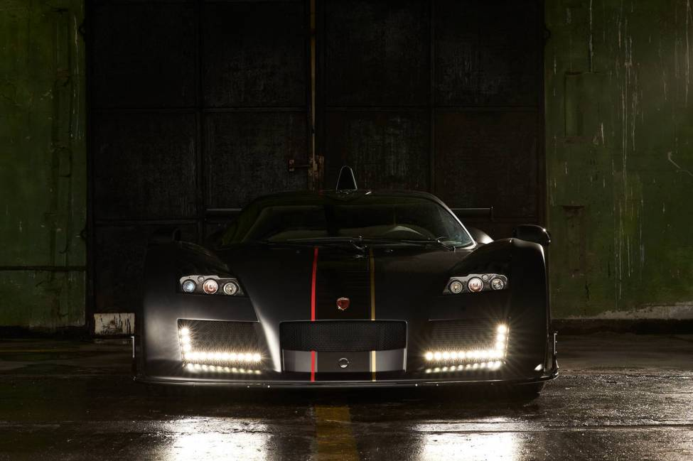 Фотообои Gumpert Apollo | арт.2548