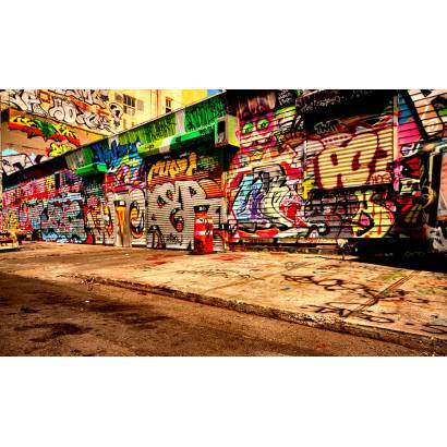Фотообои Граффити | арт.10309