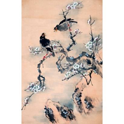 Фотообои Птицы | арт.10404