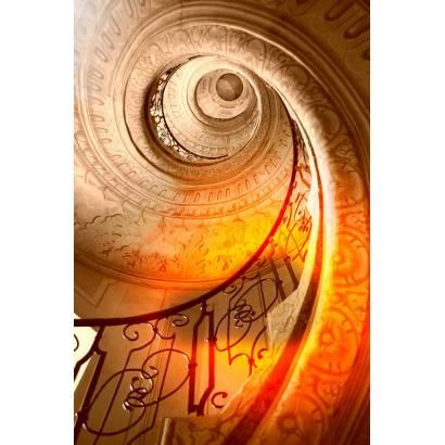 Фотообои Спиральная лестница | арт.10498