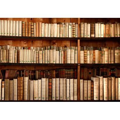 Фотообои Книжные полки | арт.10505