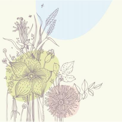 Фотообои Цветы | арт.10551