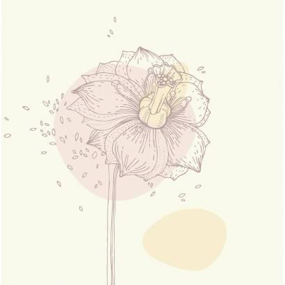 Фотообои Цветок | арт.10552