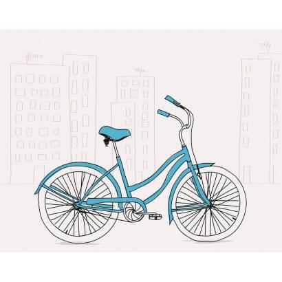Фотообои Велосипед | арт.10581