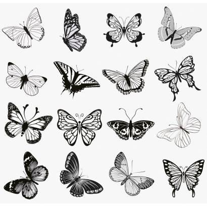 Фотообои Бабочки | арт.10590