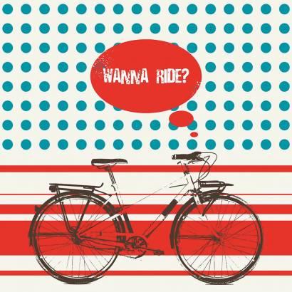 Фотообои Wanna ride | арт.10593
