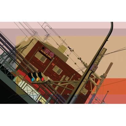 Фотообои Городской пейзаж | арт.10627