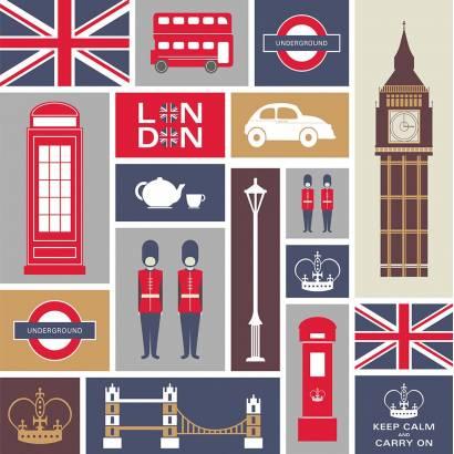 Фотообои Лондон | арт.10656