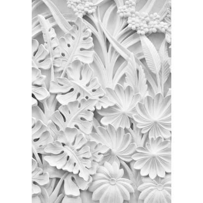 Фотообои Цветочный рельеф | арт.10669
