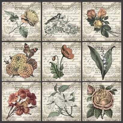 Фотообои Цветы | арт.10685
