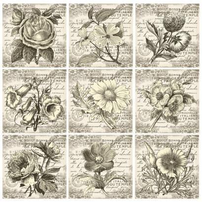 Фотообои Цветы | арт.10686