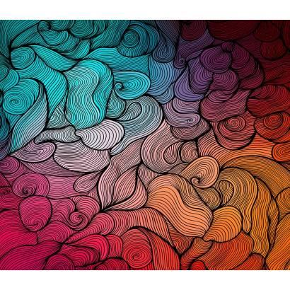 Фотообои Абстрактный узор | арт.10691