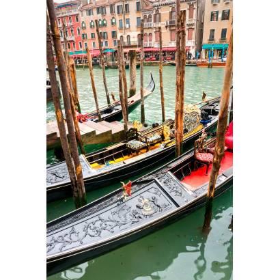 Фотообои Венеция. Гондолы | арт.11161