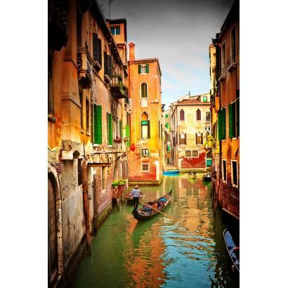Фотообои Венецианский канал | арт.11172