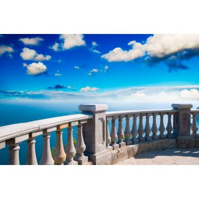 Фотообои Балкон с видом на море | арт.11220