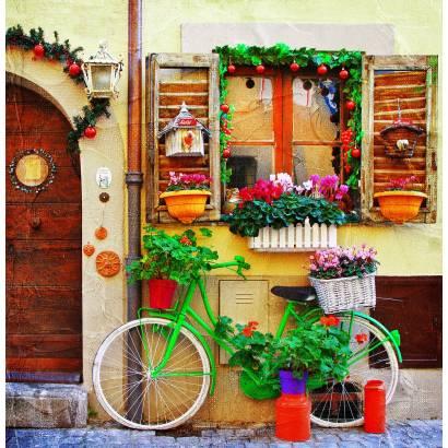 Фотообои Велосипед | арт.11238