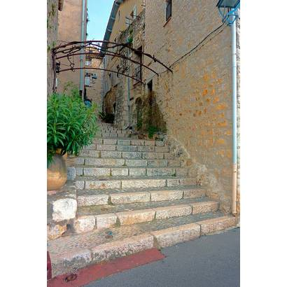 Фотообои Улица с лестницей | арт.11264