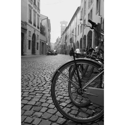 Фотообои Улица. Велосипеды | арт.11334