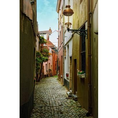 Фотообои Вымощенная улица | арт.11335