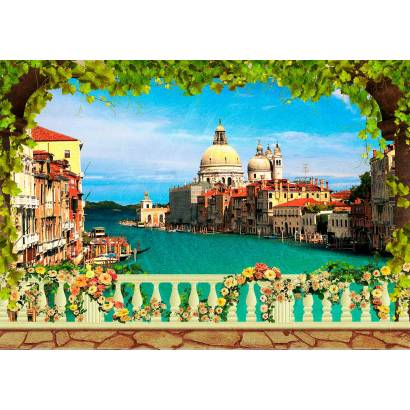 Фотообои Венецианский пролив | арт.11349
