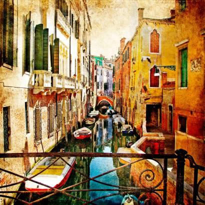 Фотообои Венецианская улица | арт.11356