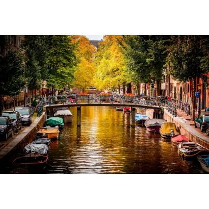 Фотообои Амстердам | арт.11363