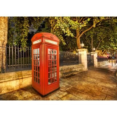Фотообои великобритания телефонный автомат | арт.11364