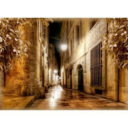 Фотообои Улочка во Франции | арт.11370