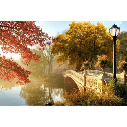 Фотообои Центральный парк Нью-Йорка | арт.11405
