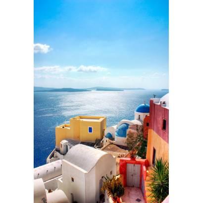 Фотообои Город у моря | арт.1144