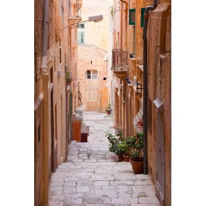 Фотообои Старинные улочки Франции | арт.1199