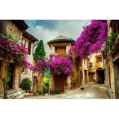 Фотообои В переулках старинного городка | арт.11427