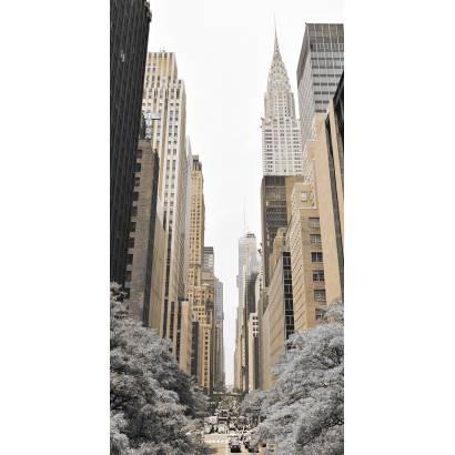 Фотообои Улица Нью-Йорка | арт.11444