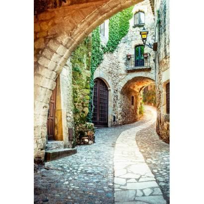 Фотообои Улочка французского городка | арт.11453