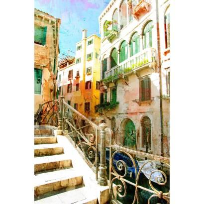 Фотообои Венеция. Фреска | арт.11456