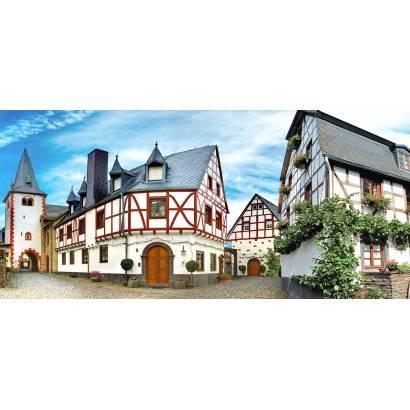 Фотообои Улочка в Германии | арт.11463
