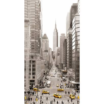 Фотообои Улица Нью-Йорка | арт.11466