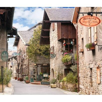 Фотообои Французская улочка | арт.11468