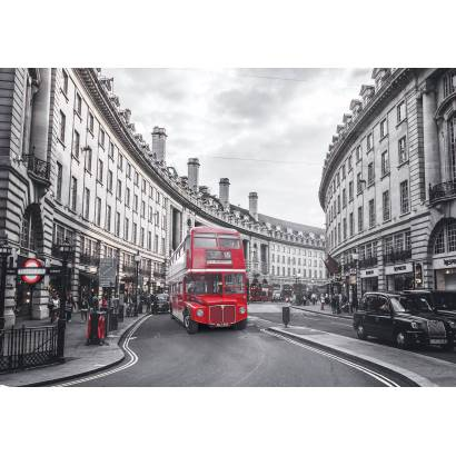 Фотообои Улица Лондона | арт.11474