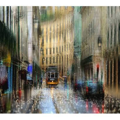 Фотообои Дождь | арт.11480