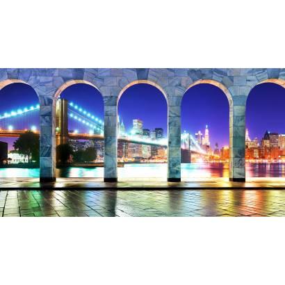 Фотообои Терраса на набережной | арт.11482