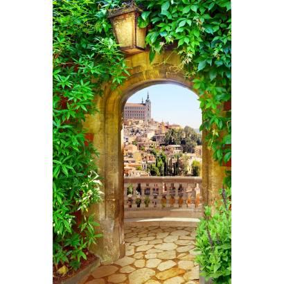 Фотообои Выход на балкон | арт.11503